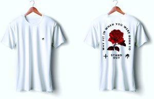 CAMISA VER 020 - STAND OUT