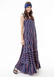 Vestido Selena Náutica