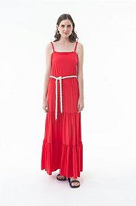 Vestido Tatiane Flâmula