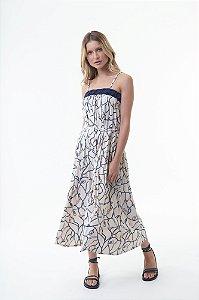 Vestido Dafine Cordas