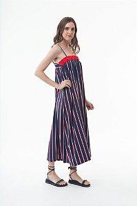 Vestido Dafine Nautica