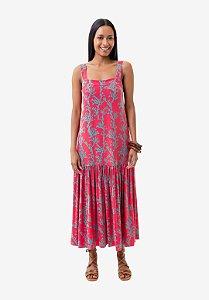 Vestido Verô Coral