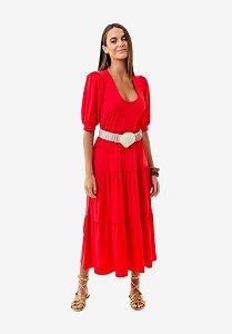 Vestido Julieta Flâmula