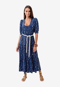Vestido Julieta Mergulho