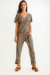 Camiseta Camila Jaguar