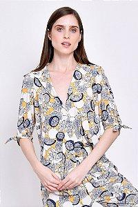 Camisa Katia Lemon