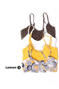 Top Cleo Lemon