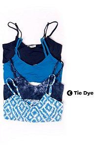 Top Cleo Tie Dye