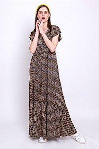 Vestido Midi Liz Correntes