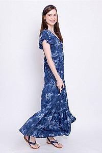 Vestido Longo Liz Tie Dye