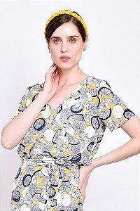 Camiseta Camila Lemon