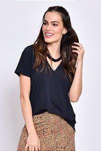 Camiseta Camila Preto