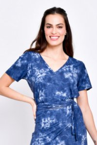 Camiseta Camila Tie Dye