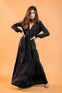 Vestido Betina Preto