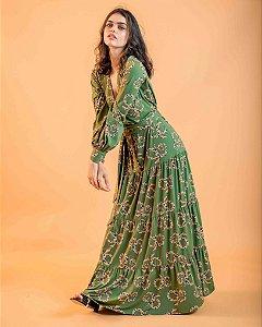 Vestido Betina Serpente