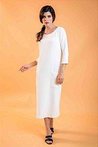 Vestido Sofia Off White
