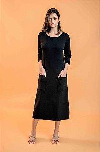 Vestido Sofia Preto