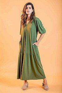 Vestido Astrid Alcaparra