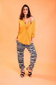 Camisa Karina Apricot