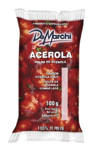 POLPINHA DE ACEROLA  (10X100g)
