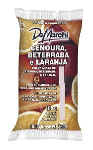 POLPINHA DE LARANJA C/ BETERRABA E CENOURA (10X100g)