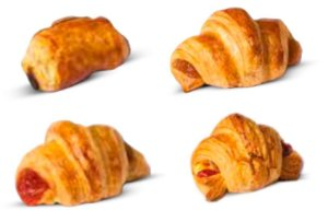 MIX DE MINI CROISSANTS (270g - 8un.)