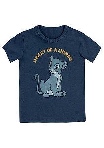Camiseta Unissex Hering Kids O Rei Leão