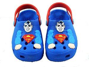 Babuche Plugt Super Homem