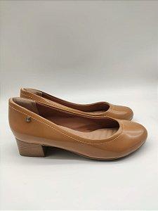 Sapato Verniz Salto Grosso Ramarim