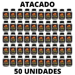 Atacado 50 Frascos Biotina para Crescimento de Cabelos, Pele, Unhas Cápsulas Bomba  Kollob 3000 Caps