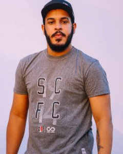 Camiseta 1914 SCFC Cinza