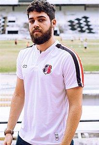 Camisa Over Branca Santa Cruz