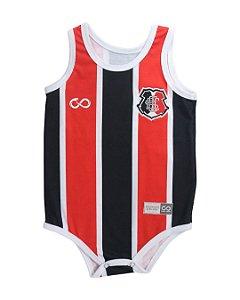 Body Infantil Tricolor Santa Cruz N9