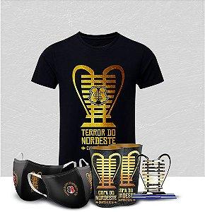 Kit 3 - Especial Copa do NE