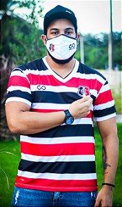 Camisa Tricolor Dry Santa Cruz