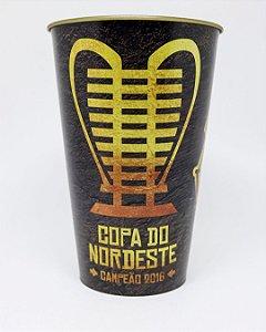 Copo Colecionável Copa do Nordeste 2016 Promocional