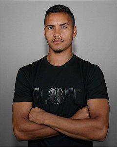 Camisa Casual SCFC Alto Relevo Black