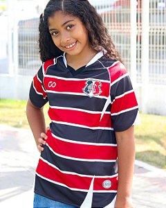 Camisa Juvenil Cobra Coral Santa Cruz 2021 1 Performance N°10
