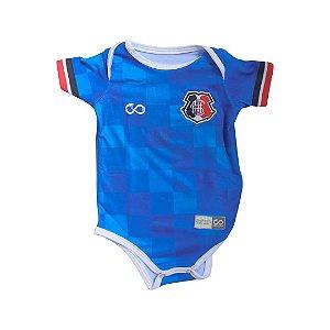 Body Infantil Santa Cruz Azul