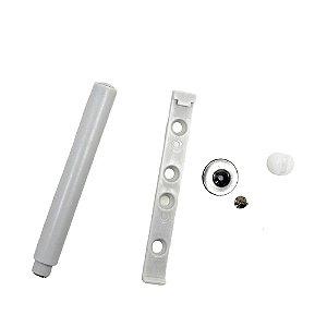Dispositivo Tip-On Portas e Gavetas Branco - Renna