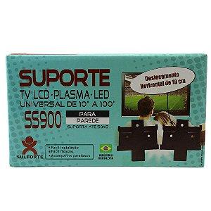 """Suporte Universal TV LCD-Plasma-Led de 10"""" a 100"""" SS900 - SULFORTE"""