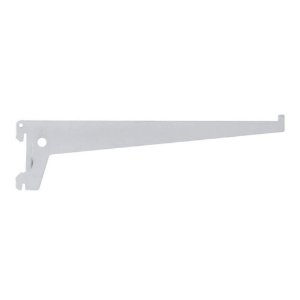 Suporte para Prateleira Fico Aço Versátil 30cm Branco