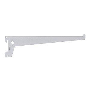 Suporte para Prateleira Fico Aço Versátil 50cm Branco