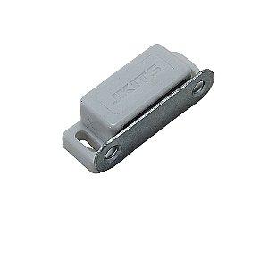 Fecho Magnético para Móveis Cinza c/20peças