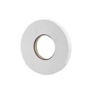 Fita Bordo Branco Texturizados de 22mm com 50 metros