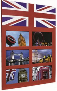 PAINEL ENGLAND P/ 6F 10X15CM