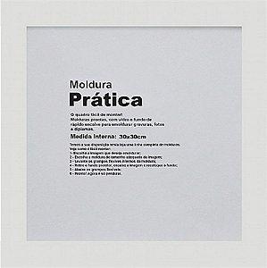 MOLDURA PRÁTICA 30,5X30,5CM