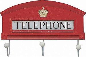 CABIDEIRO TELEPHONE 17X26CM