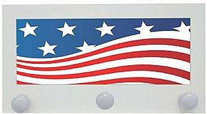 CABIDEIRO FLAG UNITED STATES 26X35CM