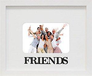 PORTA-RETRATOS HAPPY FAMILY - FRIENDS P/ 1 FOTO 10X15CM